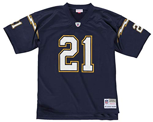 Mitchell & Ness LaDainian Tomlinson 2006 Throwback Jersey San Diego Chargers (XXXX-Large) ()
