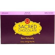Sacred Chocolate Organic Mylk Chocolate 1.33 Oz (11 Pack)