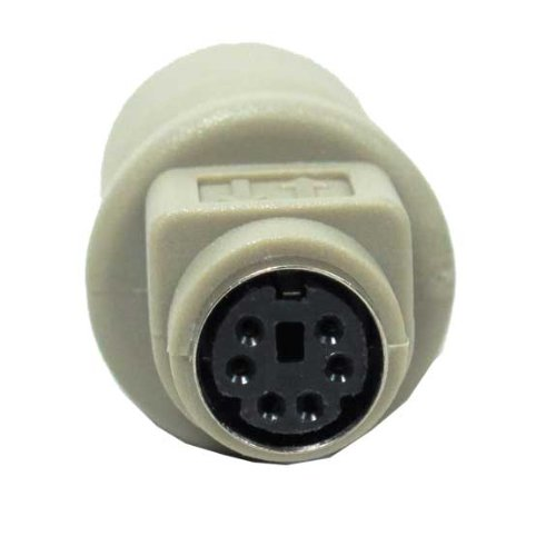 SF Cable, PS/2 (MiniDin6) Female to Din5 Male Adapter
