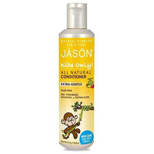 Jason Kids Only Conditioner 236ml JASONS NATURAL