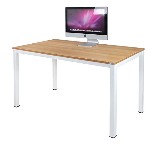 Need Computer Desk Computer Table Writing Desk Workstation Office Desk, AC3BW-140, 55""