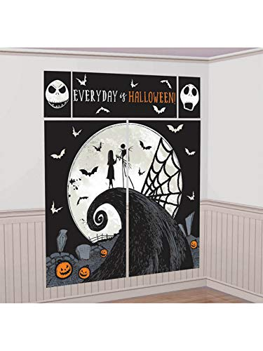 Nightmare Before Christmas Scene Setter with Props