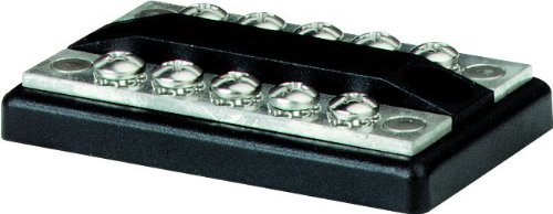 Blue Sea Systems DualBus 100A BusBar - 5 Circuit