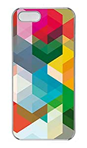 iPhone 5s Cases & Covers - Block Custom PC Soft Case Cover Protector for iPhone 5s - Transparent