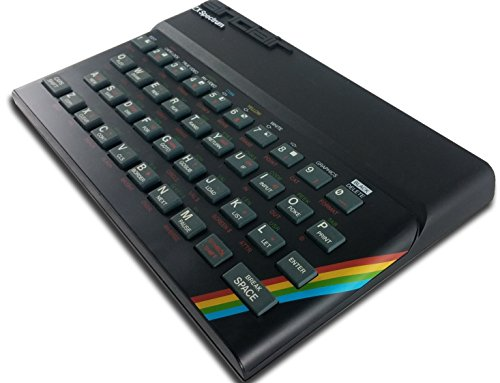 Sinclair Spectrum Game - RECREATED BLUETOOTH ZX SPECTRUM