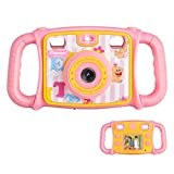 Prograce Kids Camera Creative Camera 1080P HD Video Recorder Digital Action Camera Camcorder for...