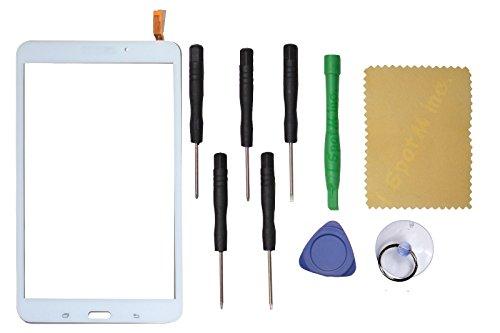 White Samsung Galaxy Tab 4 SM-T330 T337A 8.0 Lens Glass Touch Screen Digitizer