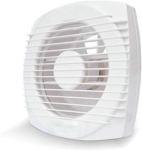 JJDNZ 排気ファン、キッチンバスルーム用浴室ガレージ天井やウォールマウント排気ファン、スーパーサイレント、強力な排気