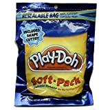 Play-Doh Soft Pack and 1 Shape Cutter - Blue