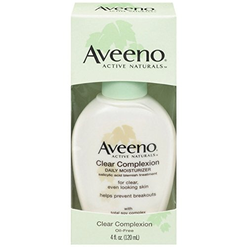 Clear Daily Moisturizer (Aveeno Clear Complexion Daily Moisturizer, 4)