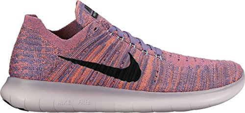 Femme Noir De Nike Competition Flyknit Terre Rn Pourpre Pour Free Running Chaussures S1q8wPP