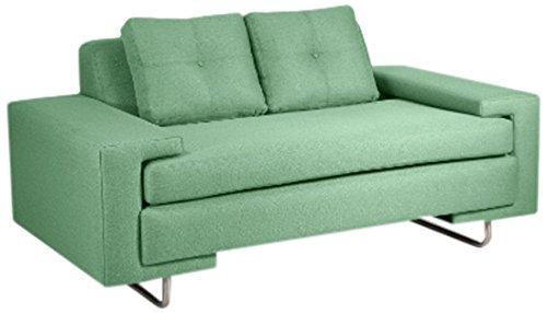 Loni M. Designs Rico Love Seat, Laguna