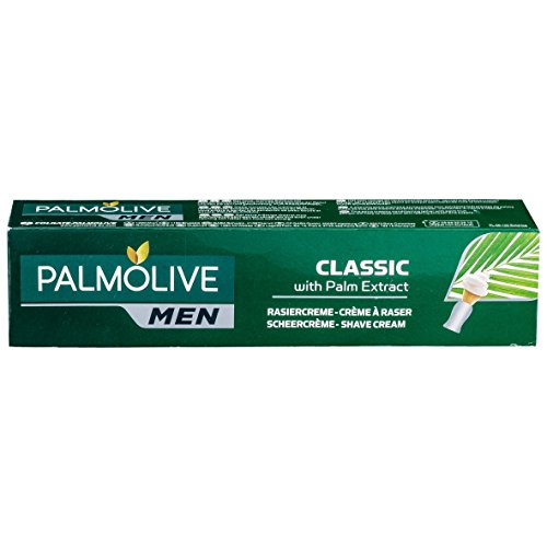 (Palmolive For Men Classic Palm Extract Shave Cream)