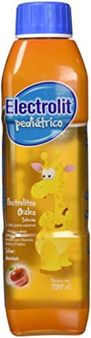 Electrolit Pediátrico Plast Manzana, 500 ml
