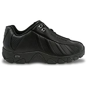 K-Swiss Men's ST329 CMF Training Shoe Black Size 7.5 XW US