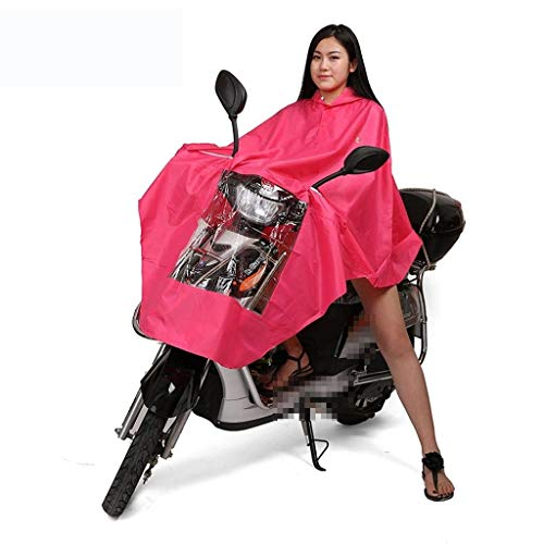 Impermeable Yasminey De Chaqueta Aire Lluvia Ropa Y Libre Al Poncho Mujeres La Transpirable 6 Motocicleta Para Chic EwwqnrdHP