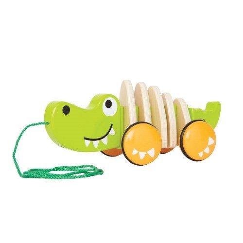 HAPE - Pull Pull Pull along Crocodile 56f177