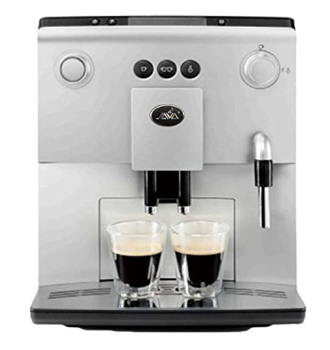 Java WSD18-060 Fully Auto Coffee Machine, Silver by Java