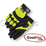 Majestic A4B37Y (M) Cut Needle Puncture Resistant Alycore Safety Protective ANSI 5 Gloves - MEDIUM