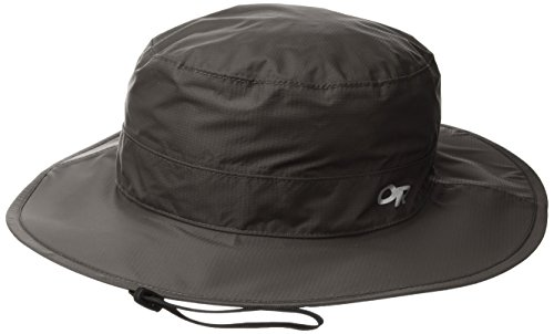 Outdoor Research Cloud Forest Rain Hat, Charcoal, Small/Medium