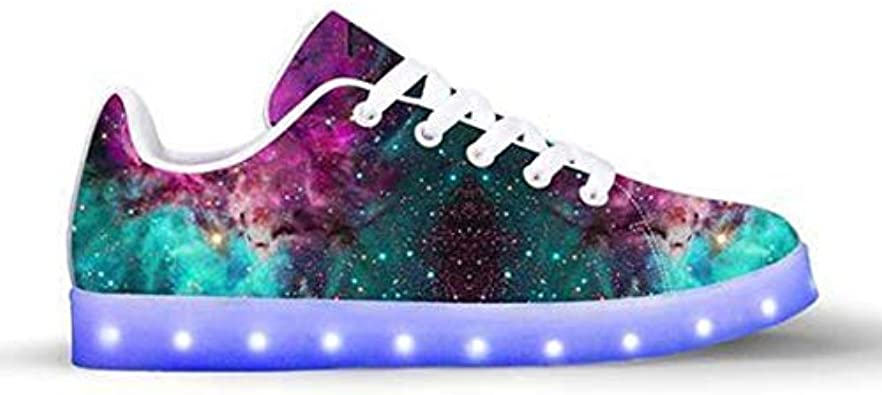 LED Light Up Low Top Sneakers, App
