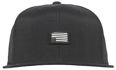 Black Scale Nylon Level Snapback New Era Hat Mens BLVCK SCVLE from BLACK SCALE