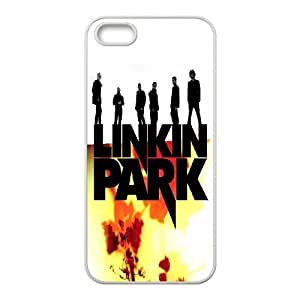 Custom High Quality WUCHAOGUI Phone case Linkin Park Music Band Protective Case For Apple Iphone 5 5S Cases - Case-6