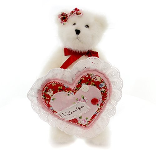 2010 Boyds Kissy Luvington Valentine I lOVE yOU 4015951 from Boyds Bears
