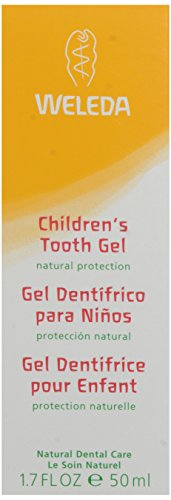 Childs Tooth (Weleda Childrens Tooth Gel, 1.7-ounce (Pack of 2))