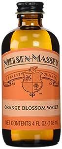 Nielsen-Massey Orange Blossom Water, 4oz Bottle