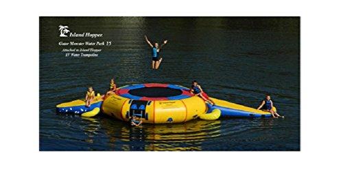 Island-Hopper-GWPARK15-Classic-Water-Trampoline-Gator-Monster-15-Water-Park