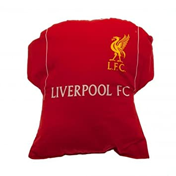 b022d863b Liverpool FC Football Club Kit Cushion Childrens Kids Gift Present  Souvenir  Amazon.co.uk  Baby