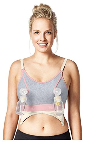 Bravado Designs Women's Maternity Clip and Pump Hands-Free Nursing Bra Accessory