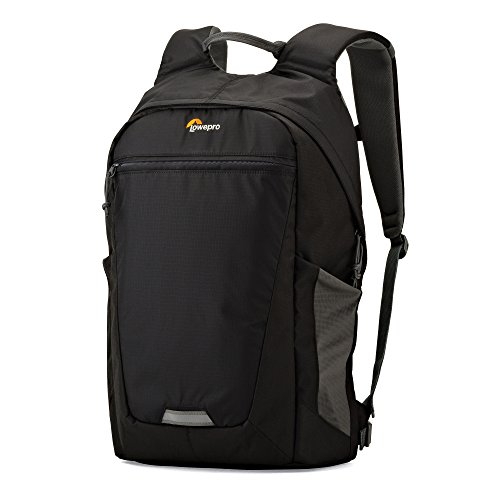 Lowepro - Photo Hatchback BP 250 AW II Camera Case (Black/Gray) (Aw Black Backpack)