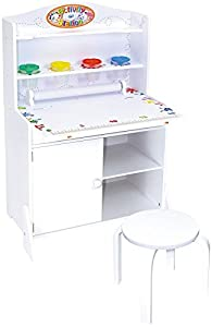 American Plastic Toys Creativity Desk And Easel