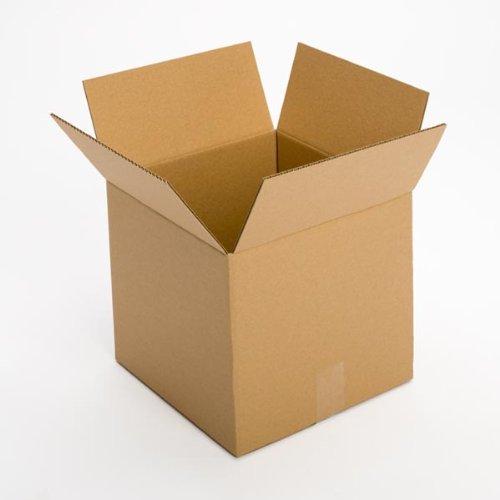 - Pratt PRA0035 50PK 100% Recycled Corrugated Cardboard Box, 10