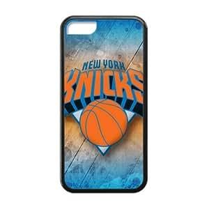 XiFu*MeiFashionable designed iPhone 5C TPU Case with New York Knicks Logo (Laser Tech...XiFu*Mei
