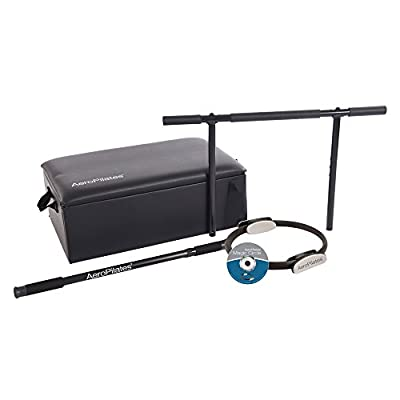 Stamina 55-0128 AeroPilates Reformer Advance Kit