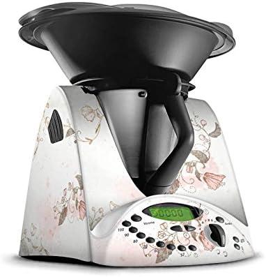 Vorwerk Thermomix TM31 Protector de pantalla Pegatinas Skin de vinilo adhesivo decorativo comer Hornear Cocinar: Amazon.es: Electrónica