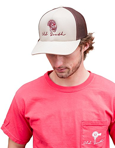 Old South Apparel Turkey - Trucker Hat Khaki