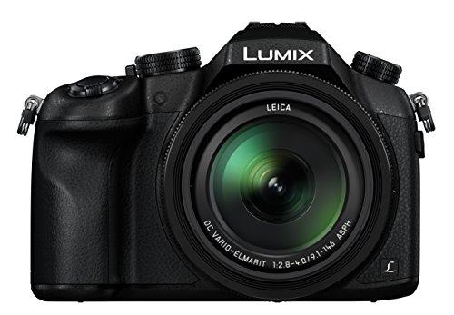 Panasonic DMC-FZ1000EB Lumix Bridge Wi-Fi Camera | 4K Photo & Video | Super Zoom...