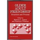 Older Adult Friendship 9780803931442