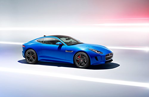 - Jaguar F-Type S Coupé AWD