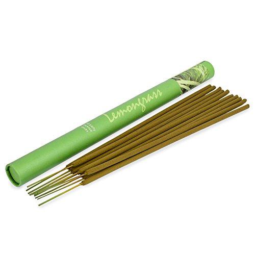 Rusticity Large Incense Sticks for Garden / Party – Lemongrass – 10 Sticks | Handmade | (20in) For Sale