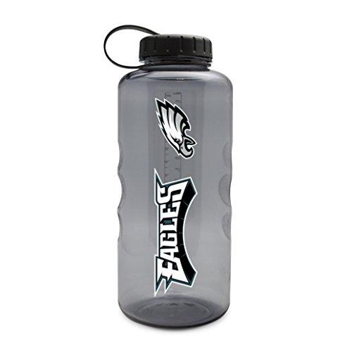 (NFL Philadelphia Eagles 60oz Plastic Sport Bottle)