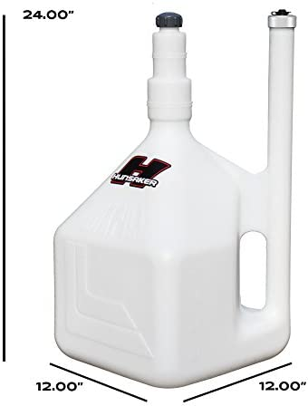 HUNSAKER USA 5 Gallon QuikFill Racing Jug