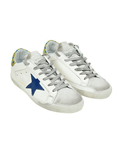 Leather White G32WS590E50 Sneakers Women's Golden Goose zwq6OBgvW