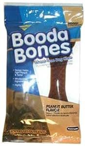 Aspen/Booda Corporation DBX56902 2-Pack Biggest Bone Treat for Pets, Peanut Butter