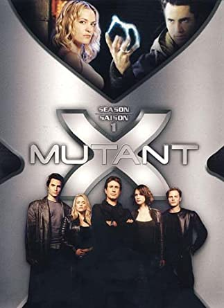Mutant X - Season 1 (Boxset)