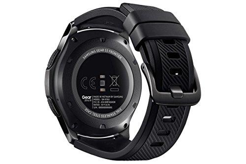 Samsung Gear S3 Frontier SM-R760 Smartwatch, International Version, No Warranty